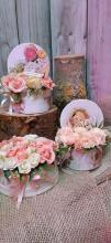 Polifoam virágbox