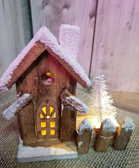 Karácsonyi házikók
